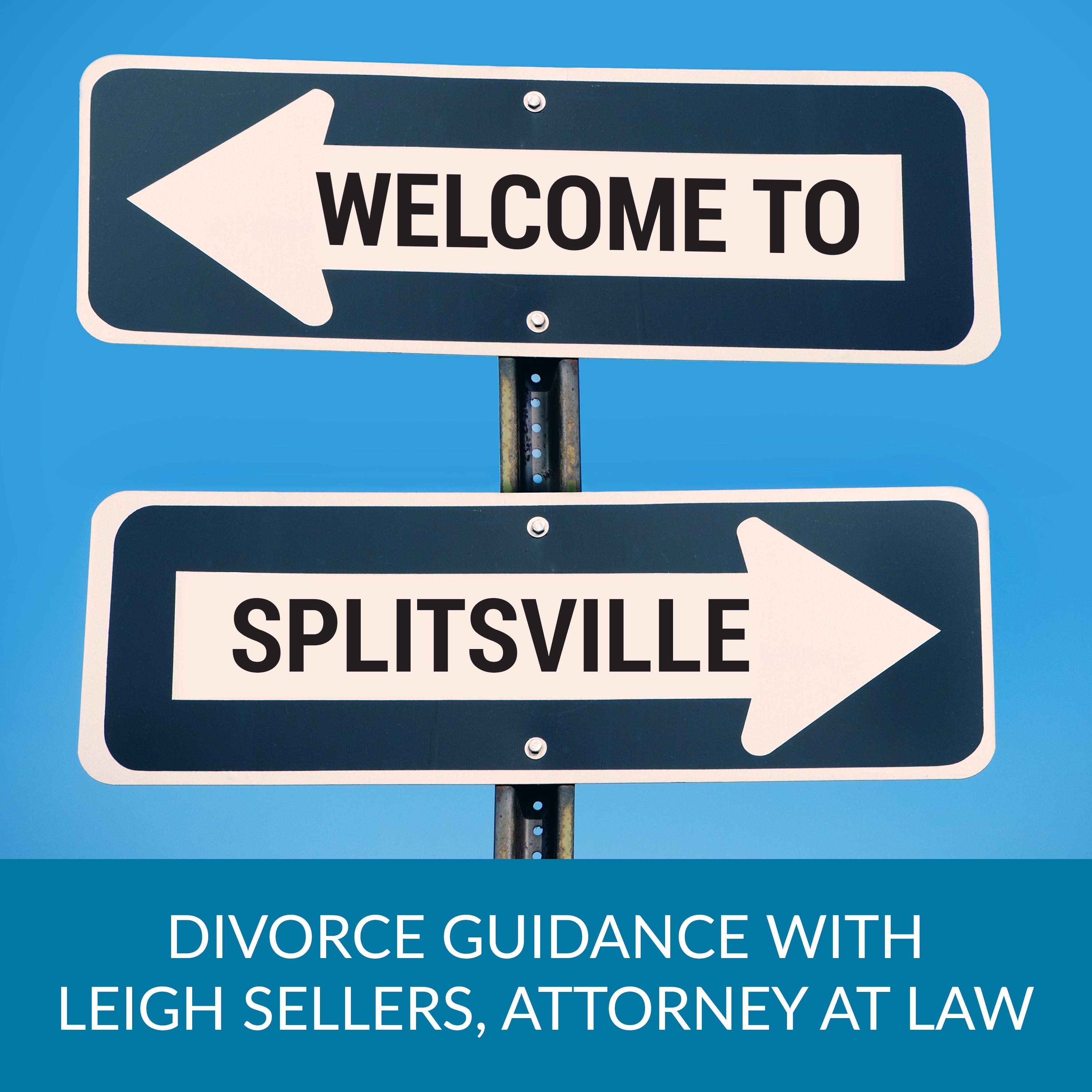 Divorce Guidance Podcast: Welcome to Splitsville with